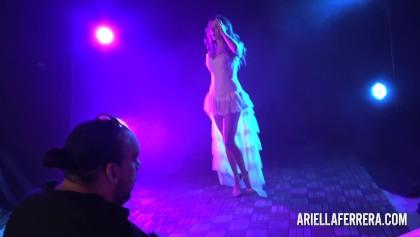 Szene Schießen Porno Die Hinter Hinter Den