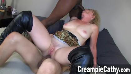Massive Last Anal Creampie