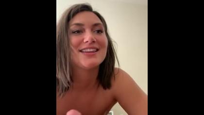Latina Dirty Talk Blowjob
