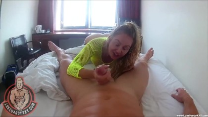 LUKE HARDY - Holiday Fuck and Suck With Step Sister