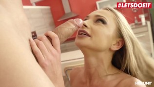 HerLimit - Ivana Sugar Sexy Ukrainian Babe Gets Her Tight Ass Fucked Hard By A Huge Dick - LETSDOEIT