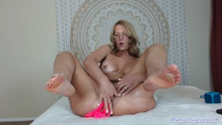 Streamate Milf Jess Ryan Pink Pantie Twerking N Ass Spreading
