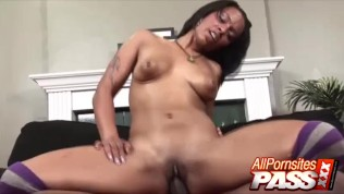 Juicy Big Butt Ebony Chick Amia Miley Big Dick Fucking