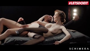 XChimera - Belle Claire Gorgeous Czech Girl Erotic Ass Fuck With A Big Dick - LETSDOEIT