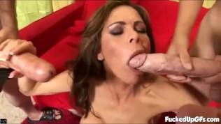 Hunter Bryce - Huge Monster Cocks Penetrate Pussy