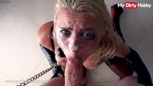 MyDirtyHobby - One Of The Best Facial Compilation Videos Featuring The Facial Queen Daynia