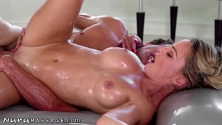 My Stepmother Is A Masseuse COMPILATION