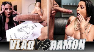 BANGBROS - Hung Skinny Stud Showdown: Ramon Versus Vlad