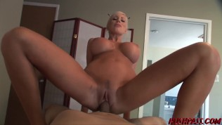 Fucking Puma Swede is the only Massage You Need